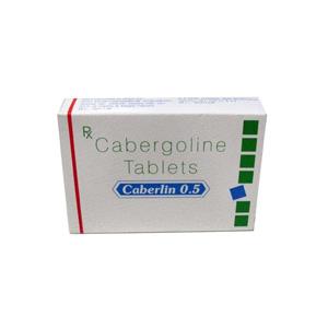 Kopen Cabergoline (Cabaser) bij Nederland | Caberlin 0.5 Online