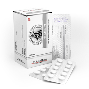 Kopen Clenbuterol hydrochloride (Clen) bij Nederland | Magnum Clen-40 Online