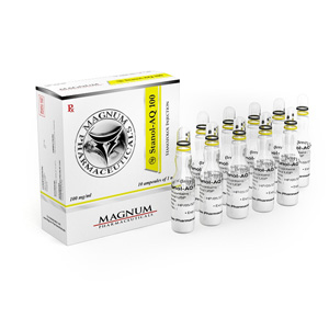 Kopen Stanozolol-injectie (Winstrol-depot) bij Nederland | Magnum Stanol-AQ 100 Online