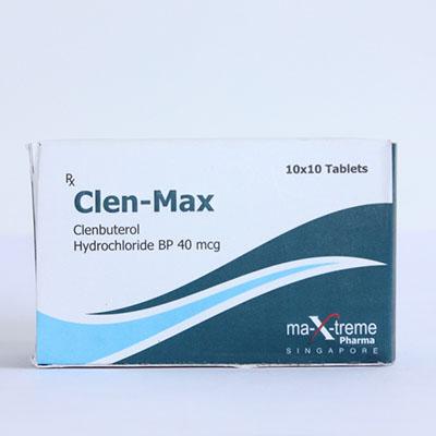 Kopen Clenbuterol hydrochloride (Clen) bij Nederland | Clen-Max Online