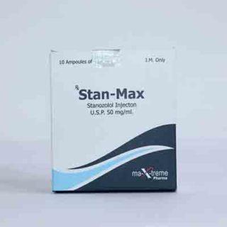 Kopen Stanozolol-injectie (Winstrol-depot) bij Nederland | Stan-Max Online