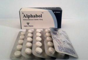 Kopen Methandienone oraal (Dianabol) bij Nederland | Alphabol Online