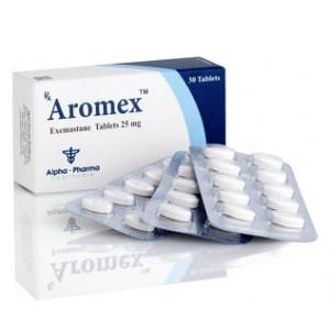Kopen Exemestane (Aromasin) bij Nederland | Aromex Online