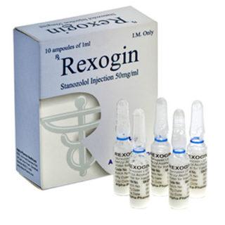 Kopen Stanozolol-injectie (Winstrol-depot) bij Nederland | Rexogin Online