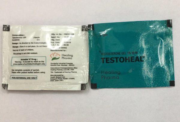 Kopen Testosteron-supplementen bij Nederland | Testoheal Gel (Testogel) Online