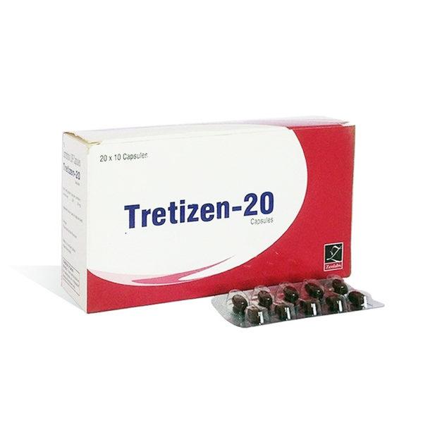 Kopen Isotretinoïne (Accutane) bij Nederland   Tretizen 20 Online