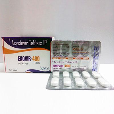 Kopen Acyclovir (Zovirax) bij Nederland | Ekovir Online