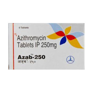 Kopen Azithromycin bij Nederland | Azab 250 Online