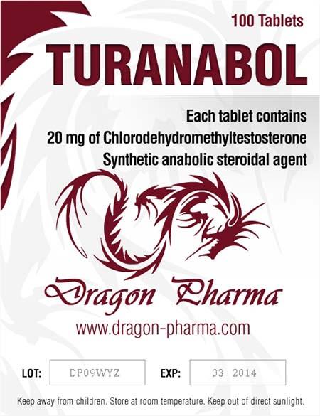Kopen Turinabol (4-Chlorodehydromethyltestosterone) bij Nederland | Turanabol Online